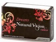 Natural Vision Dreams - Descarte Mensal Com Grau
