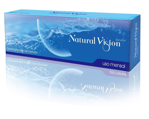 Natural Vision Incolor - Descarte Mensal
