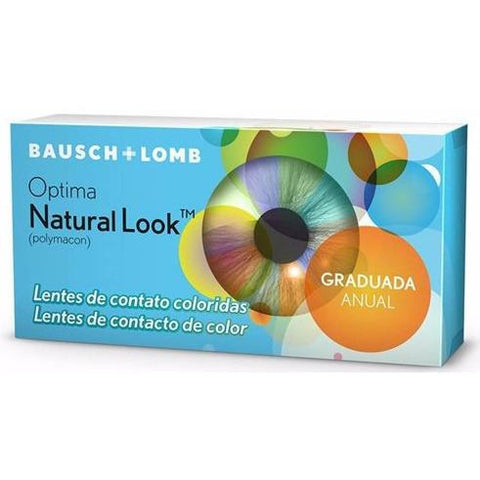 NATURAL LOOK - com grau