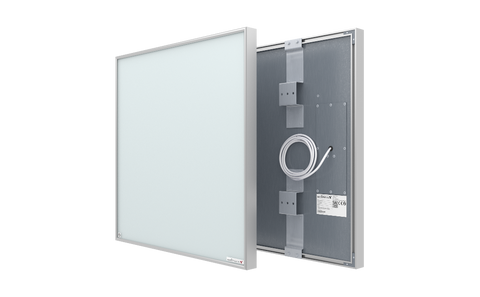 Welltherm Infrared Heating Panel High Temperature Glass Series