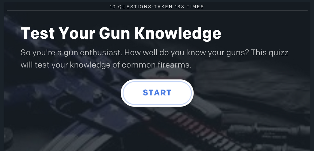 Test Your Gun Knowledge