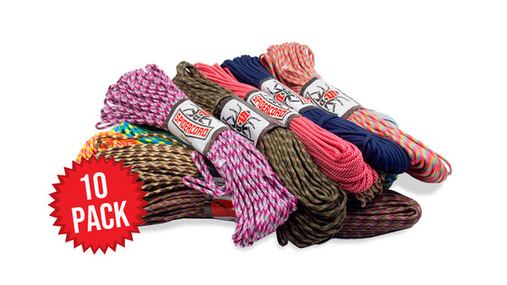 10-Pack Spidercord Bundle