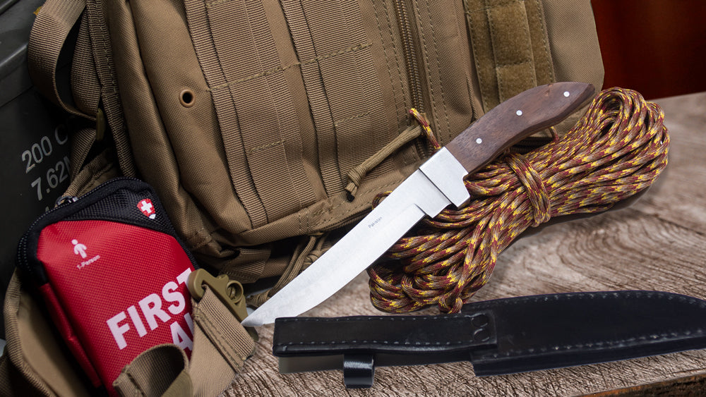 Stone Mountain- Sierra Fixed Blade Hunting Knife-Uncle Judds