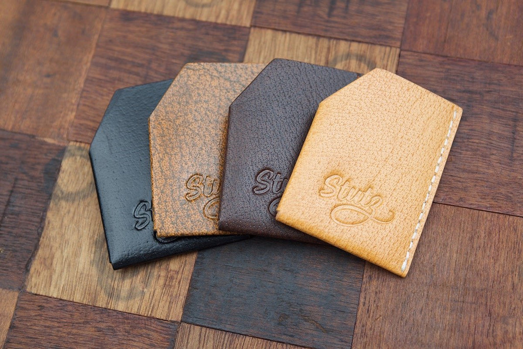 COGNAC WALLET-Uncle Judds