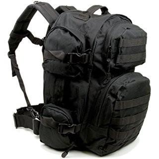 Tactical Barrage Backpack With Molle Webbing