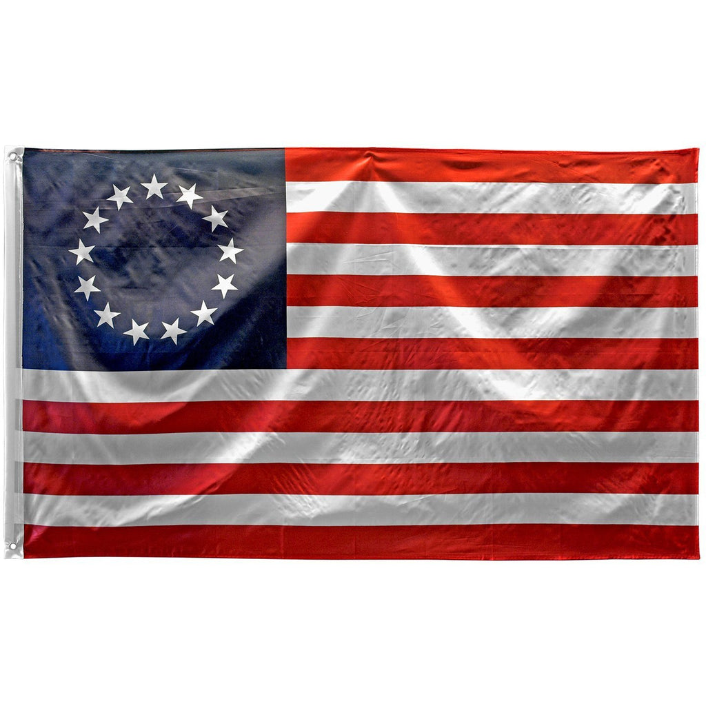 Betsy Ross 3'x5' Flag-Uncle Judds