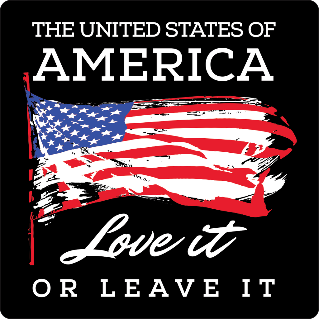 Love it or Leave it Stickers-Uncle Judds