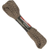 Spider Cord 600 Lb Paracord 100 Ft - Beige, Brown And Gray Design