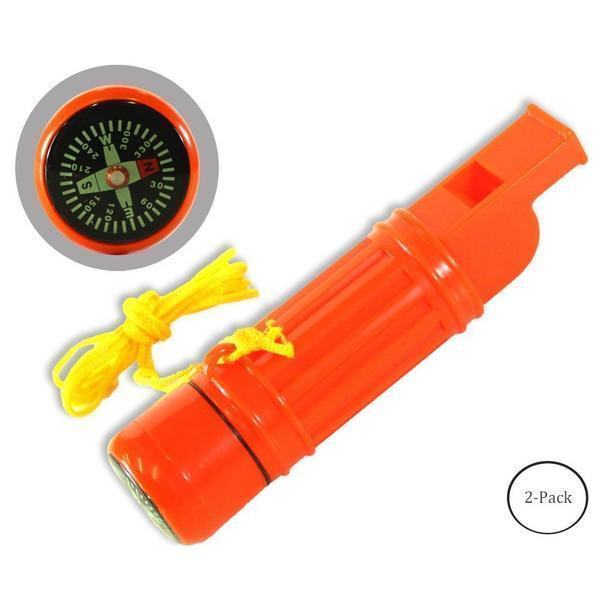 NEON HANDLE 5 IN 1 COMPASS-Uncle Judds