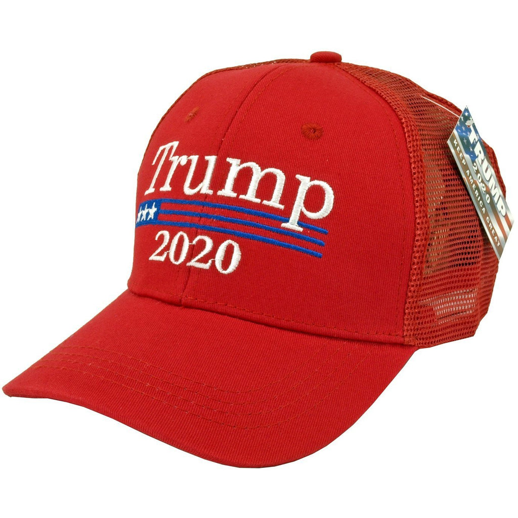 Trump 2020 Trucker Hat-Uncle Judds
