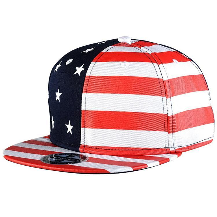 USA Flag Hat 1