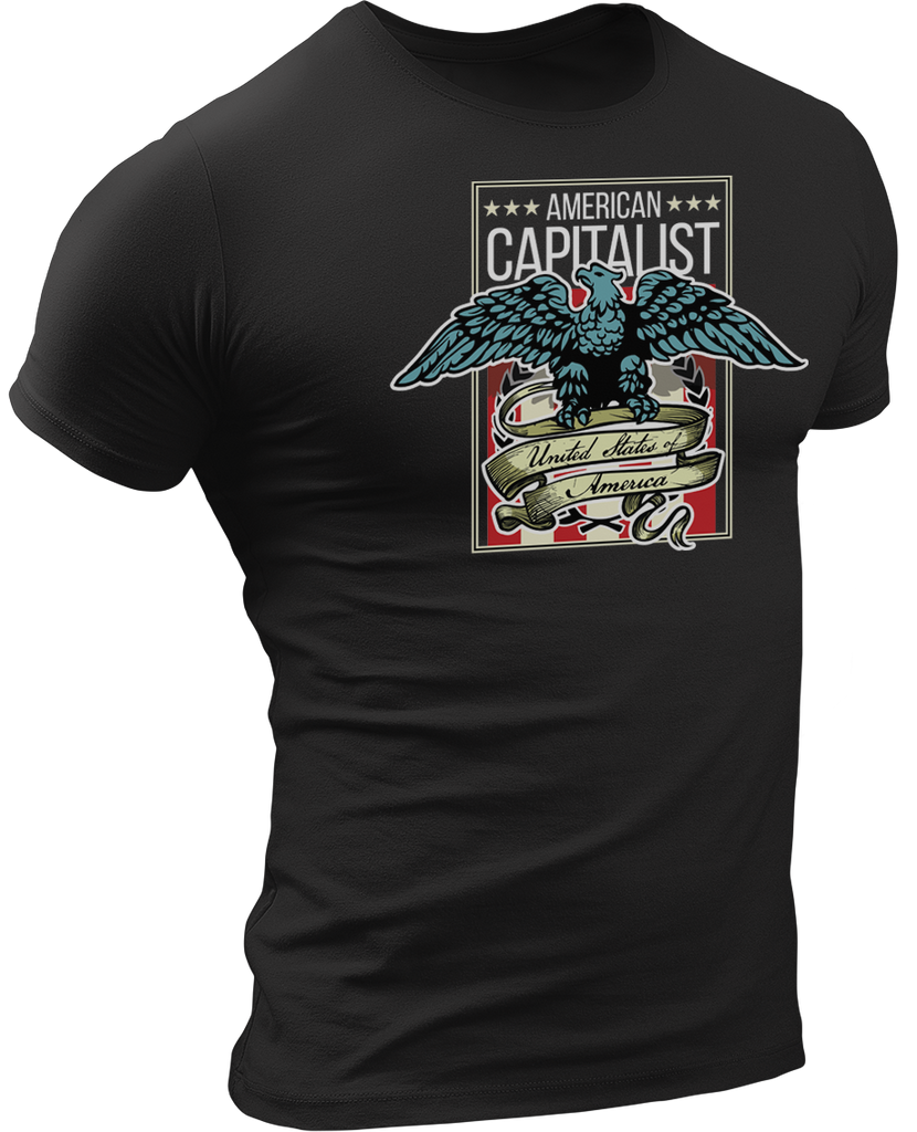 The Capitalist T-Shirt-Uncle Judds
