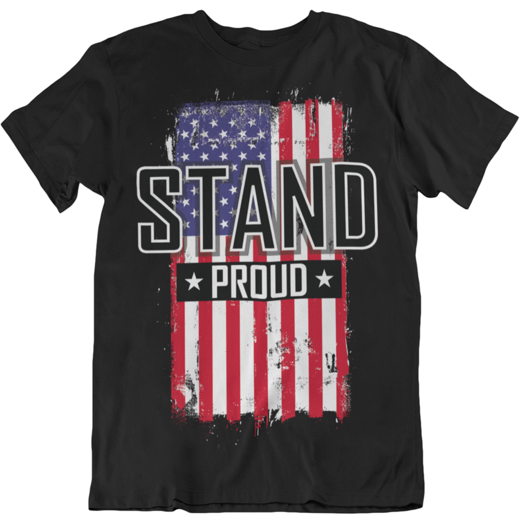 Stand Proud T-Shirt-Uncle Judds