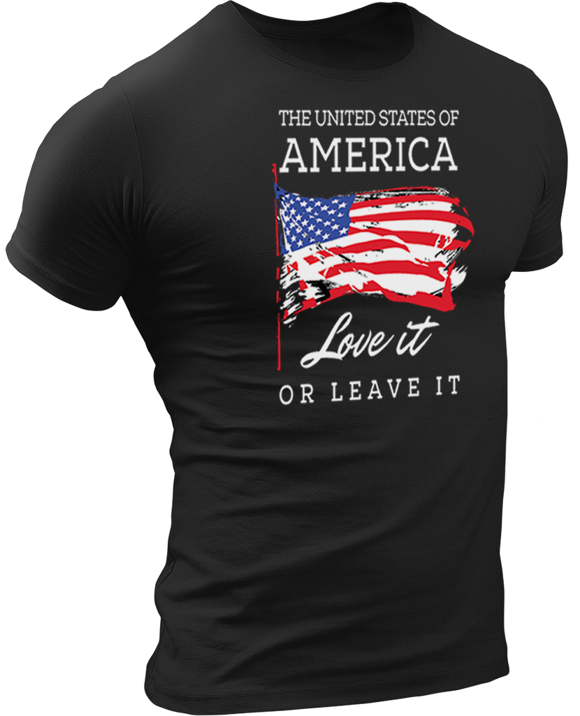 Love It Or Leave It T-Shirt-Uncle Judds