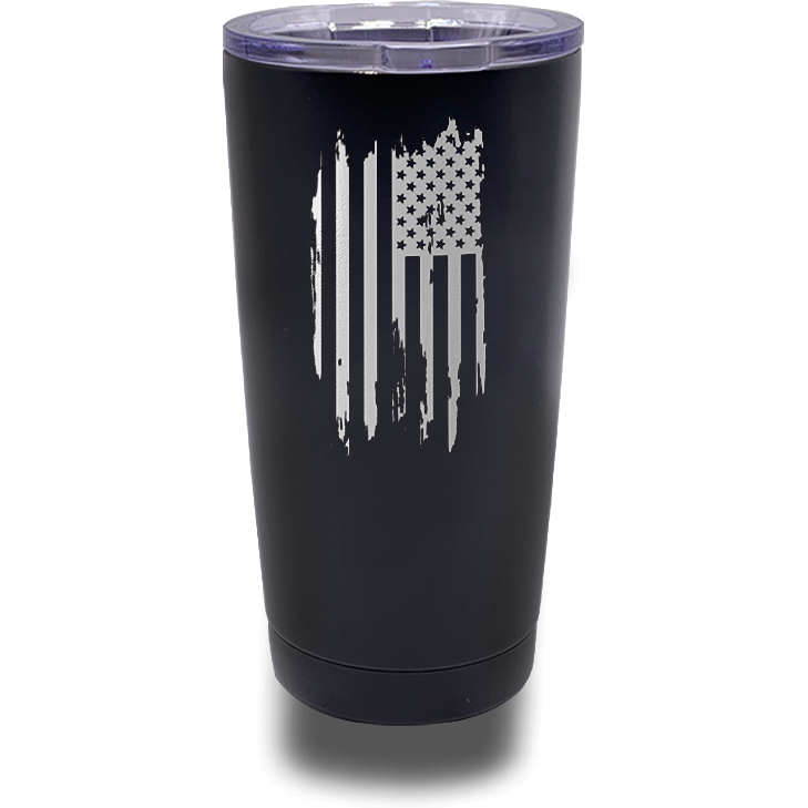 American Flag 20oz Tumbler-Uncle Judds