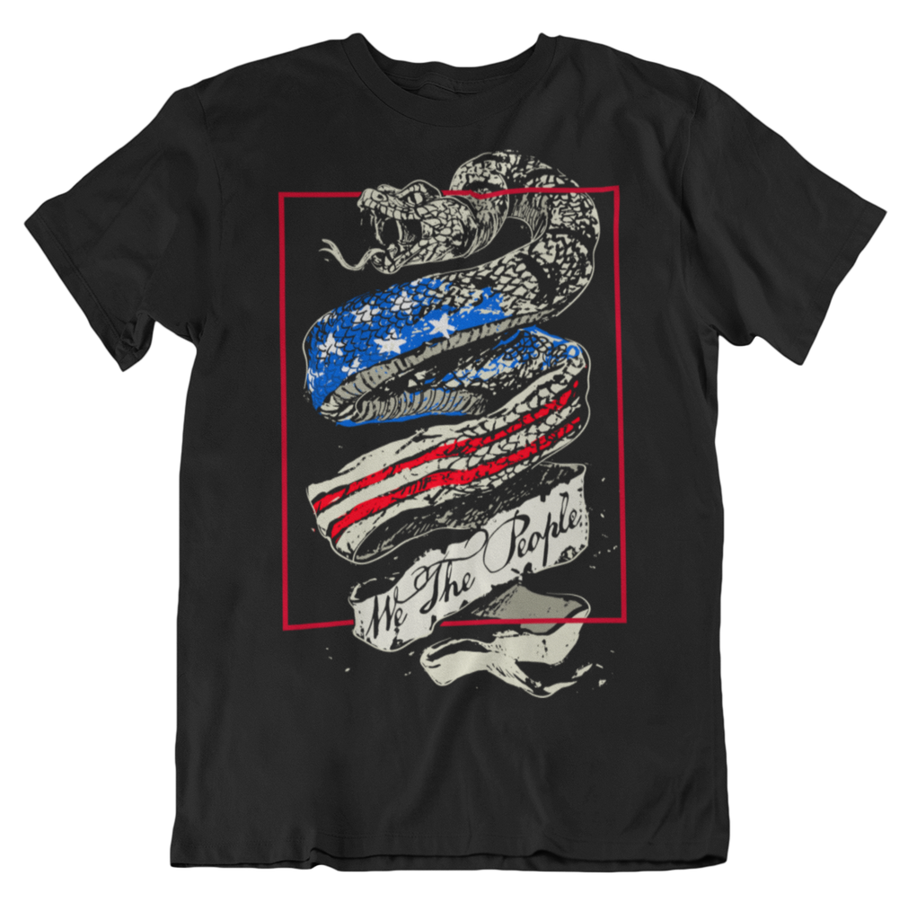 We The People T-Shirt-Uncle Judds