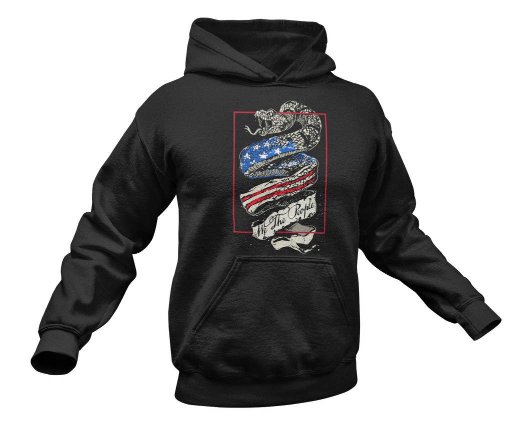 We The People Hoodie-Uncle Judds