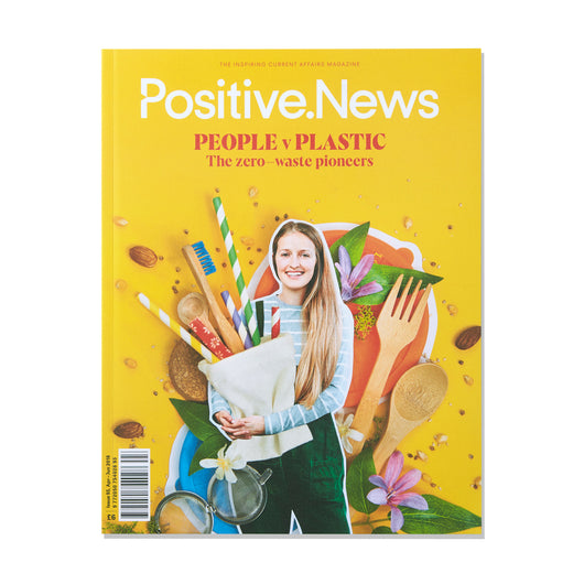 Positive News #93, Apr-Jun 2018