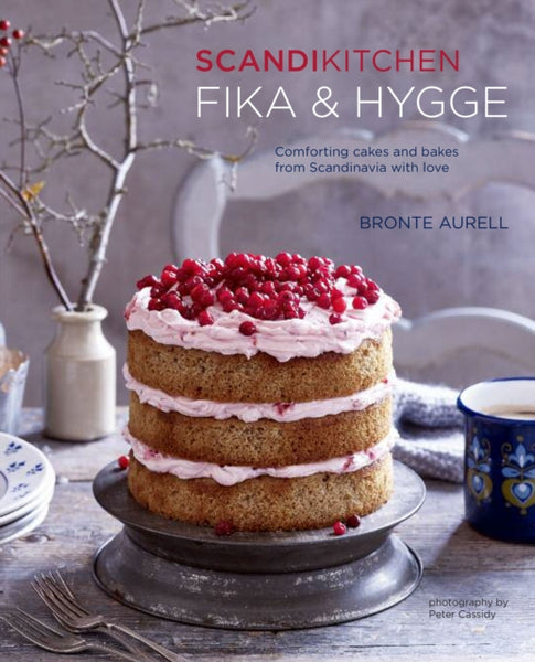 Fika and Hygge swedish baking book