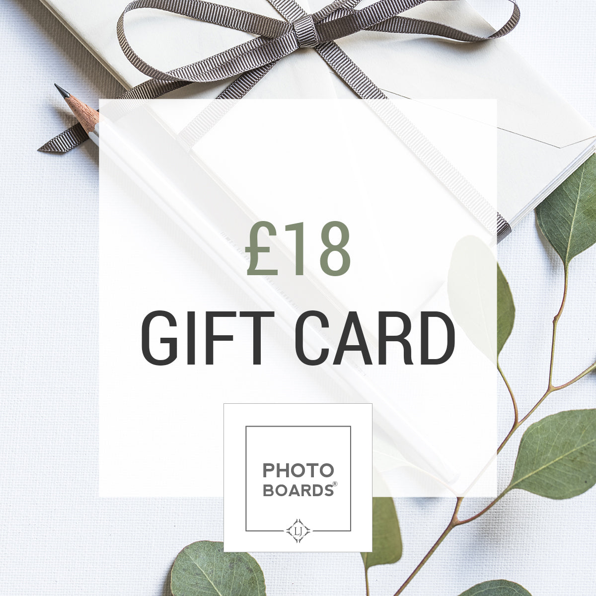 £18 Gift Card