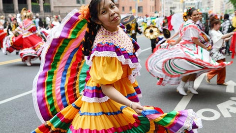 Cinco de Mayo Parade 2018 NYC
