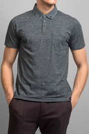 Dark Grey Polo Shirt