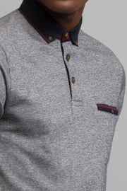 Light Grey Polo Shirt