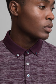 Purple Heather Polo