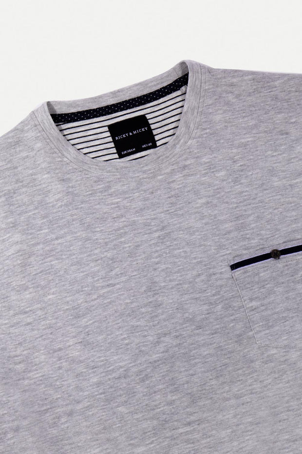Light Heather Gray T-Shirt
