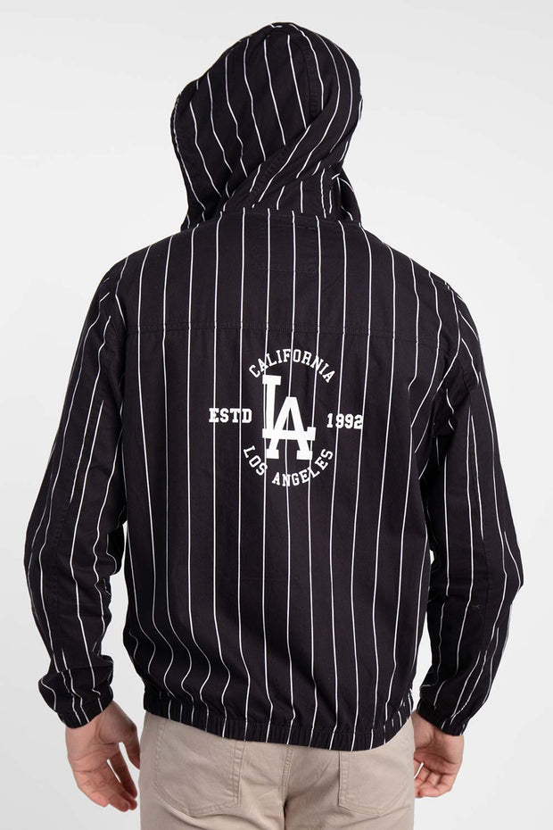 Black & White LA Hoody