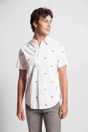 Polka Dot Rainbow Heart Shirt