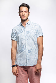 Blue Fern Shirt