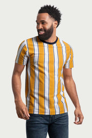 Mustard Stripe T-Shirt