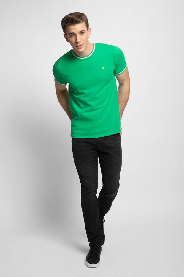 Green Irish Heart T-Shirt