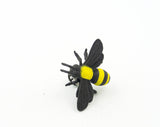Lapel Pin - Rubber Bumble Bee