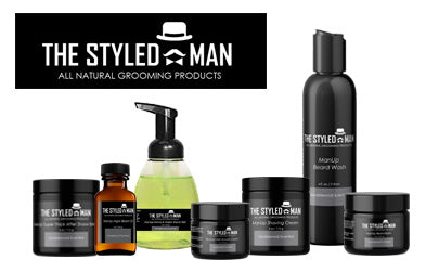 Free Sample of The Styled Man Product (Two Only) ManUp The Styled Man The Styled Man Box - The Styled Man Box