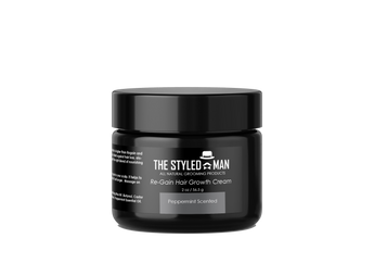 Re-Gain Hair Growth Cream ManUp The Styled Man The Styled Man Box - The Styled Man Box