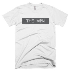 T-shirt - The Man P The Styled Man Box The Styled Man Box - The Styled Man Box
