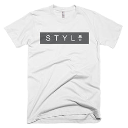 T-shirt - Style P The Styled Man Box The Styled Man Box - The Styled Man Box