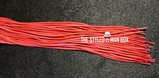 Shoe Strings (Laces) - Red