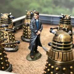 Doctor Who Salute Preview