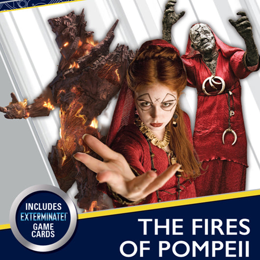 The Fires of Pompeii