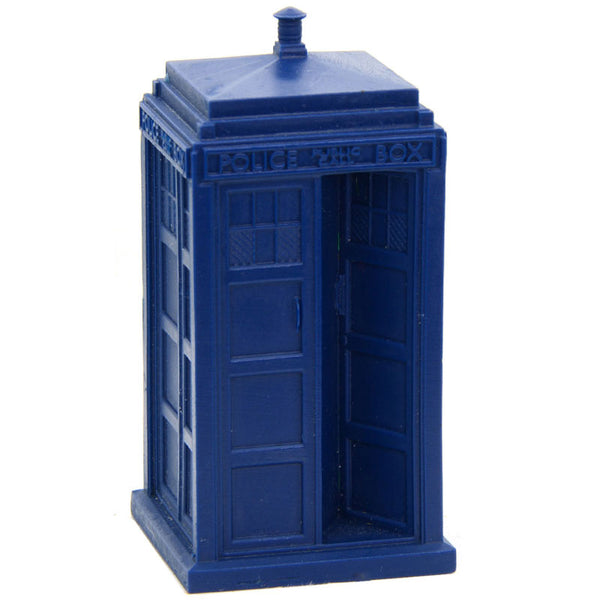 The Twelfth Doctor's TARDIS - open door version