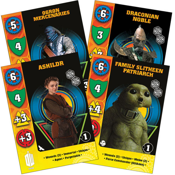 Doctor Who Card Sets