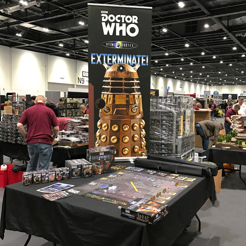 News - Doctor Who Into the Time Vortex