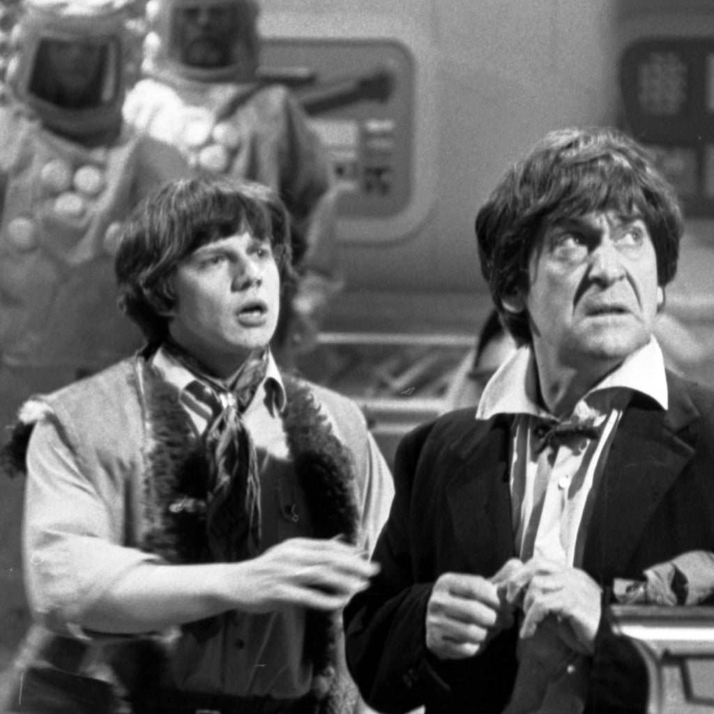Doctor Who legend Frazer Hines – exclusive figure!