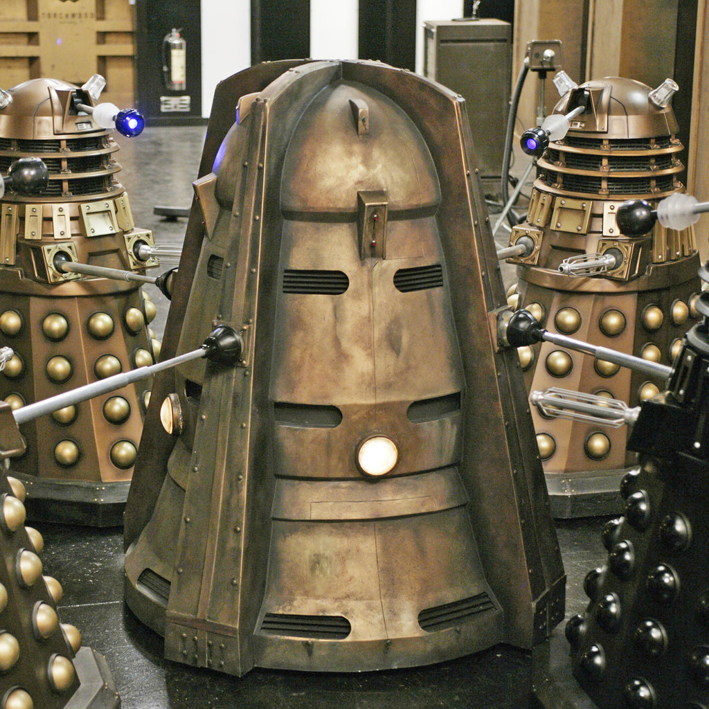 Maximum Extermination! Dalek Reinforcements are here...