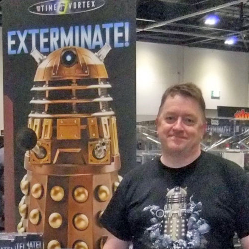 Interview with Exterminate! game editor, Roger Gerrish