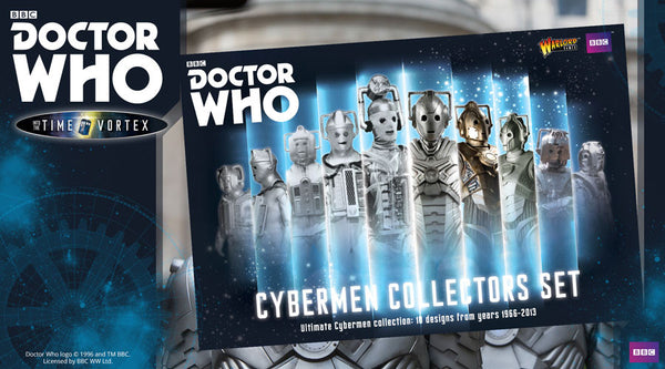 Cybermen Collector's Set