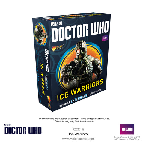 Ice Warriors Box